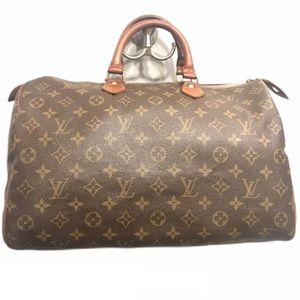 Louis Vuitton Vintage Speedy 35